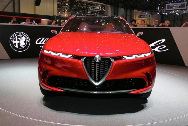 Lộ diện tân binh Alfa Romeo Tonale - Nhân tố mới trên thị trường SUV cỡ nhỏ - 3