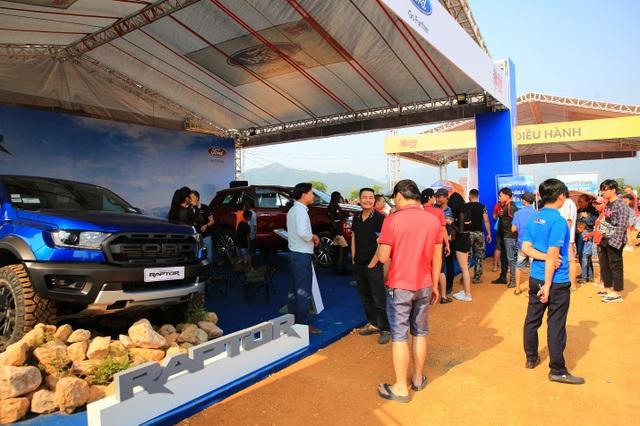 Ford Việt Nam mang trải nghiệm toàn diện đến Giải đua PVOIL Cup 2019 - 5