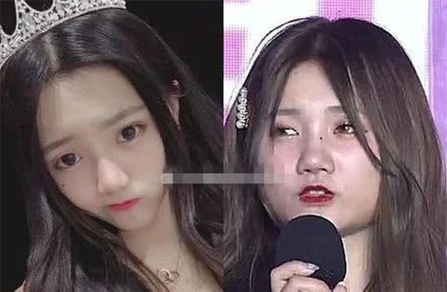 Hoảng hốt vì mặt mộc của các hot girl mạng xã hội Trung Quốc - 3
