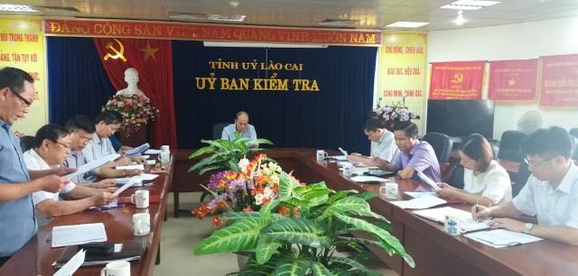 Kỷ luật nguyên Chính ủy Bộ Chỉ huy Bộ đội Biên phòng tỉnh Lào Cai - 1