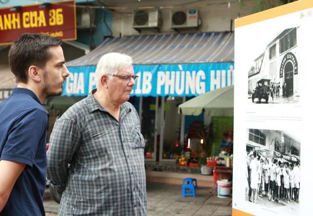 Cùng các nhân chứng sống lại khoảnh khắc lịch sử của Hà Nội ngày giải phóng - 8