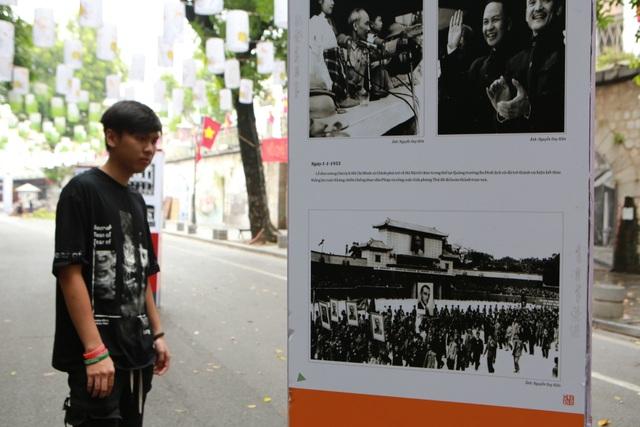 Cùng các nhân chứng sống lại khoảnh khắc lịch sử của Hà Nội ngày giải phóng - 9