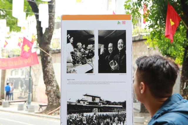 Cùng các nhân chứng sống lại khoảnh khắc lịch sử của Hà Nội ngày giải phóng - 10