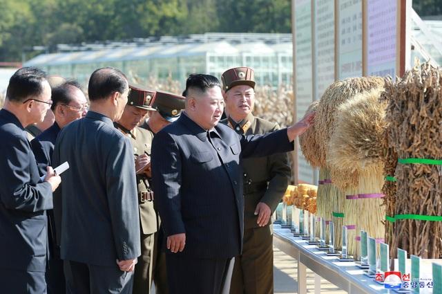 Ông Kim Jong-un tiết lộ điều duy nhất Triều Tiên có thể trông cậy - 3