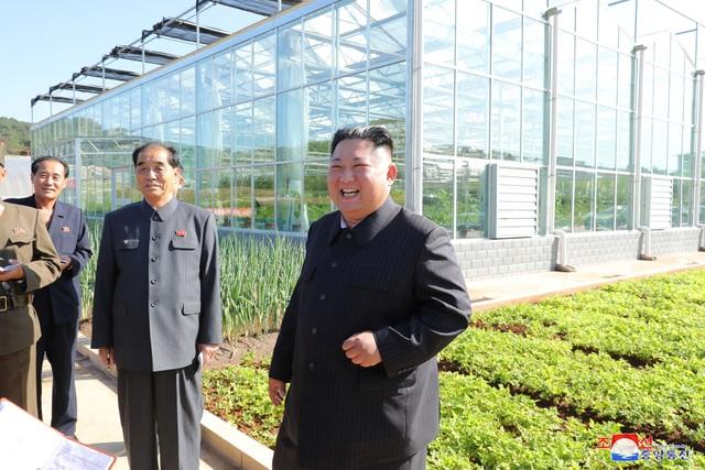 Ông Kim Jong-un tiết lộ điều duy nhất Triều Tiên có thể trông cậy - 4