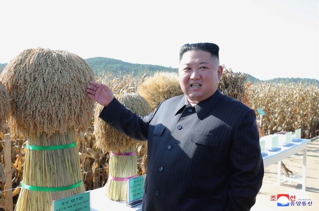 Ông Kim Jong-un tiết lộ điều duy nhất Triều Tiên có thể trông cậy - 5