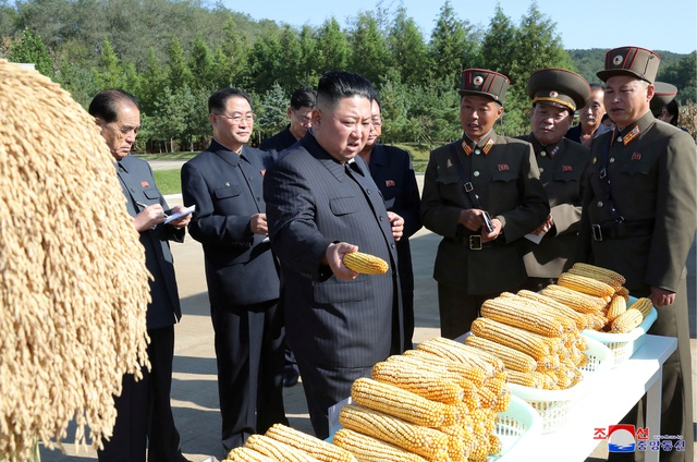 Ông Kim Jong-un tiết lộ điều duy nhất Triều Tiên có thể trông cậy - 1