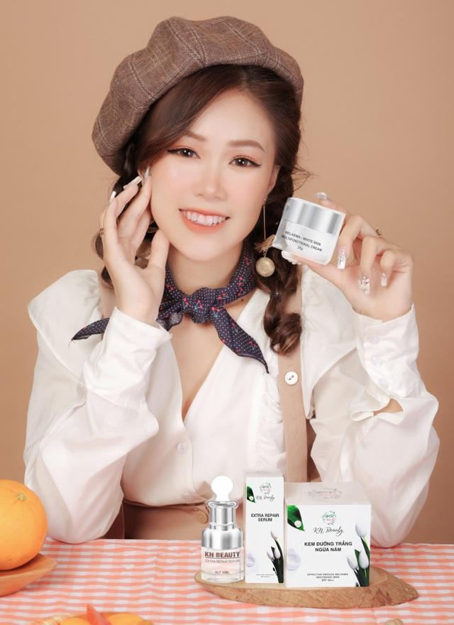 Thương hiệu KN Beauty – Thấu hiểu làn da Việt - 2