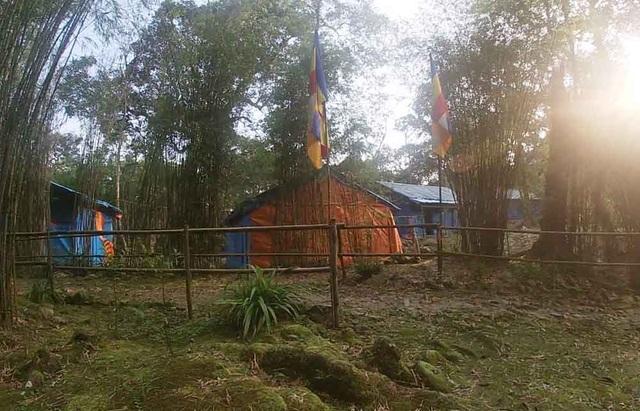 Sư thầy nghi gạ tìnhchưa tháo dỡ công trình trái phép ở Vườn quốc gia Tam Đảo - 4