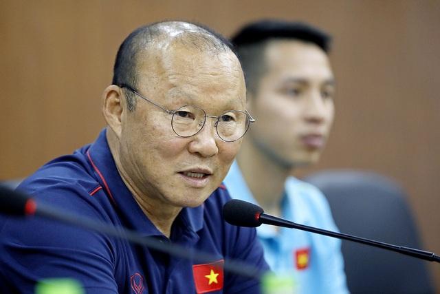 HLV Park Hang Seo: Malaysia đã mạnh hơn nhiều so với AFF Cup 2018 - 1