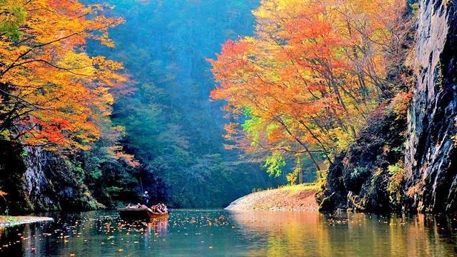 Năm thắng cảnh làm nên vẻ đẹp thiên nhiên tuyệt sắc ở Tohoku - Đông Bắc Nhật Bản - 1