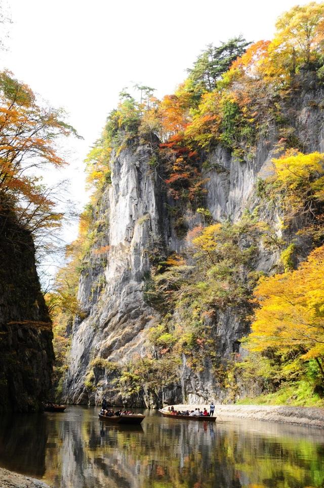 Năm thắng cảnh làm nên vẻ đẹp thiên nhiên tuyệt sắc ở Tohoku - Đông Bắc Nhật Bản - 3