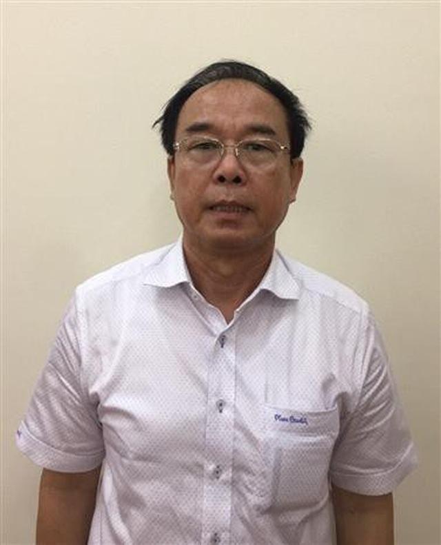 Bắt nguyên Giám đốc Công ty Quản lý kinh doanh nhà TPHCM - 2