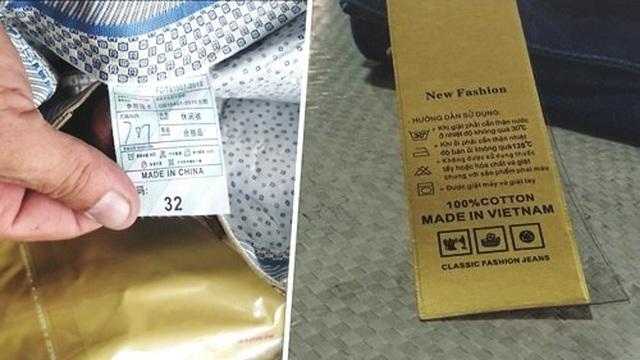 Vụ bắt lô hàng quần áo Trung Quốc: Trưng cầu giám định để làm rõ hành vi giả mạo - 2
