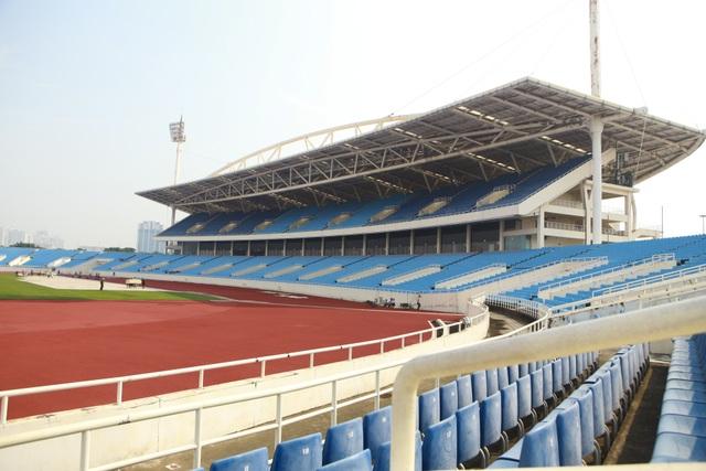 Toàn cảnh sân Mỹ Đình trước trận Việt Nam - Malaysia - 3