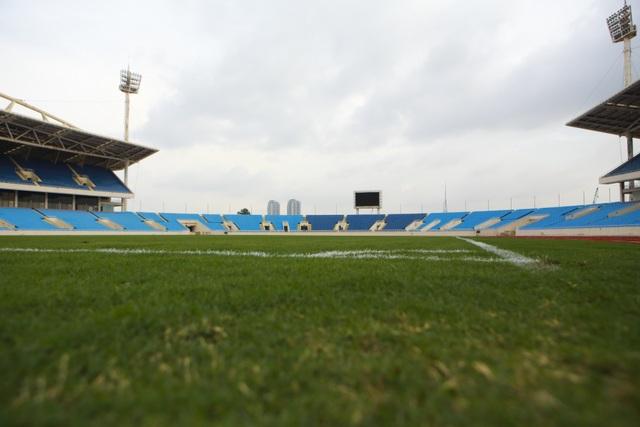 Toàn cảnh sân Mỹ Đình trước trận Việt Nam - Malaysia - 7