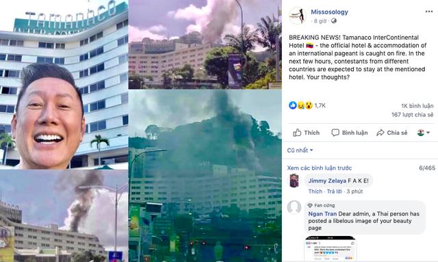 Địa điểm tổ chức Miss Grand International 2019 bốc cháy dữ dội - 1