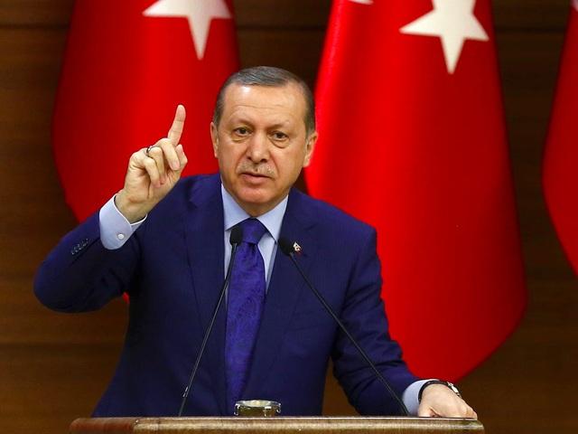Thổ Nhĩ Kỳ bắt đầu khai hỏa chiến dịch quân sự tại Syria - 1