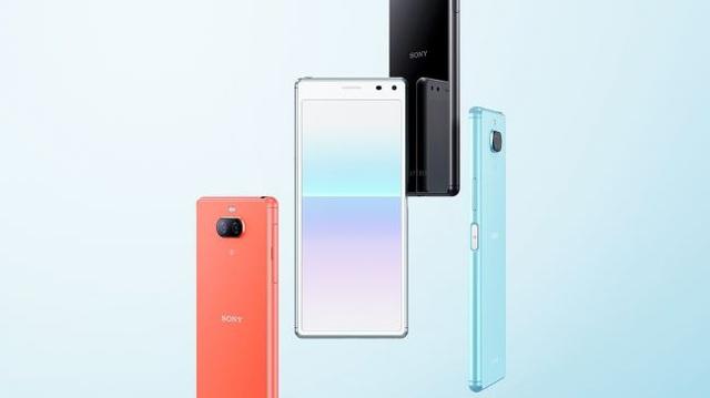 """Sony trình làng Xperia 8 - Smartphone tầm trung, giá """"chát"""" - 1"""
