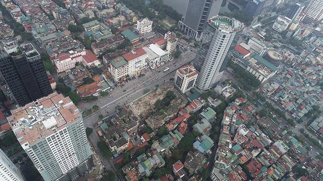 Hà Nội: Nhiều cơ quan vẫn giữ lại trụ sở ở nội đô sau khi di dời - 1