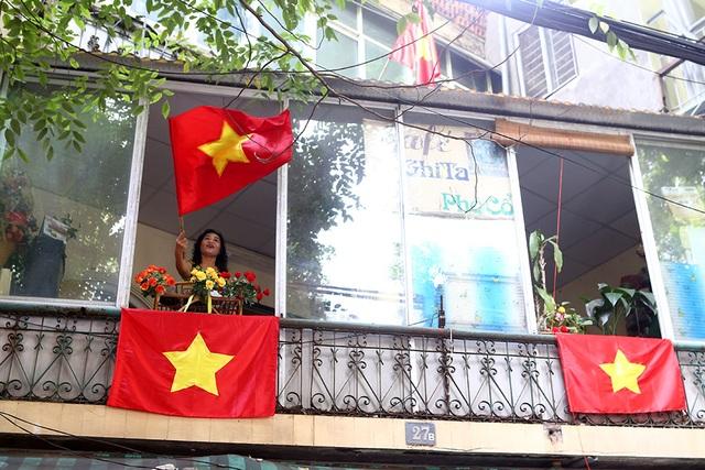 Hoạt cảnh chân thực về cuộc chiến đấu 60 ngày đêm trên đường phố Hà Nội - 10