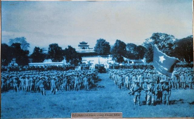 Hình ảnh Hà Nội trong thời khắc lịch sử mùa thu năm ấy - 14