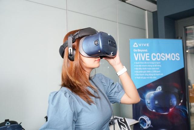 HTC Vive ra mắt thiết bị thực thế ảo Vive Cosmos với giá 25 triệu đồng - 1