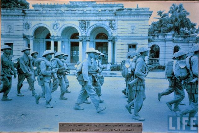 Hình ảnh Hà Nội trong thời khắc lịch sử mùa thu năm ấy - 12