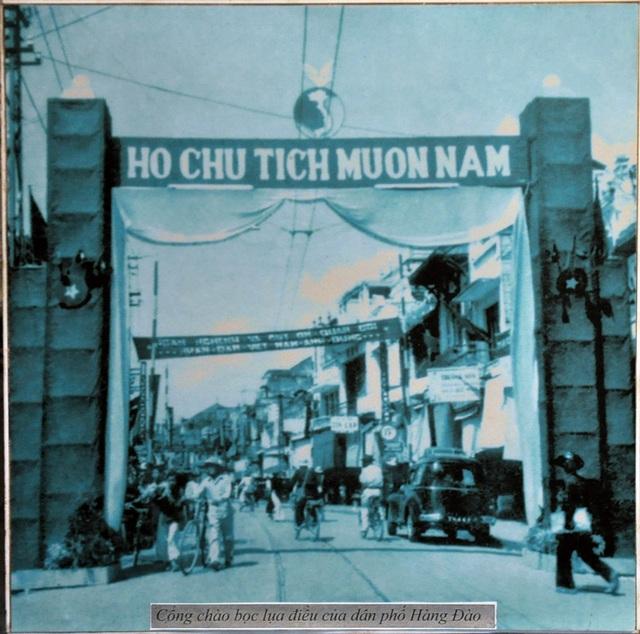 Hình ảnh Hà Nội trong thời khắc lịch sử mùa thu năm ấy - 2