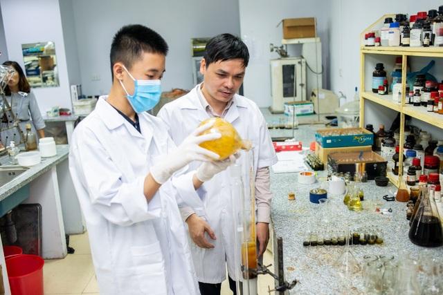 Lần đầu tham dự cuộc thi nghiên cứu khoa học Quốc tế: Học sinh Việt xuất sắc giành giải - 2