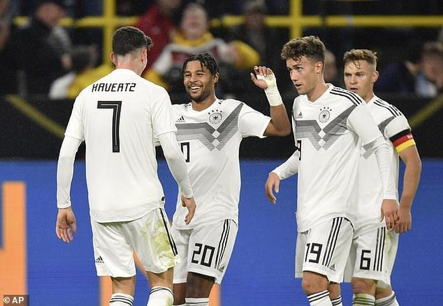 Đức 2-2 Argentina: Trận hòa kịch tính - 6