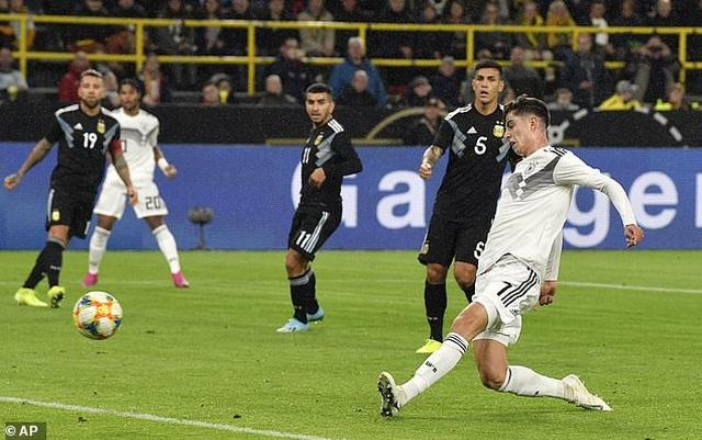 Đức 2-2 Argentina: Trận hòa kịch tính - 10