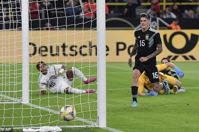 Đức 2-2 Argentina: Trận hòa kịch tính - 2