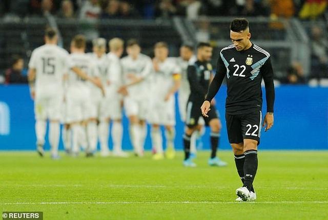 Đức 2-2 Argentina: Trận hòa kịch tính - 9