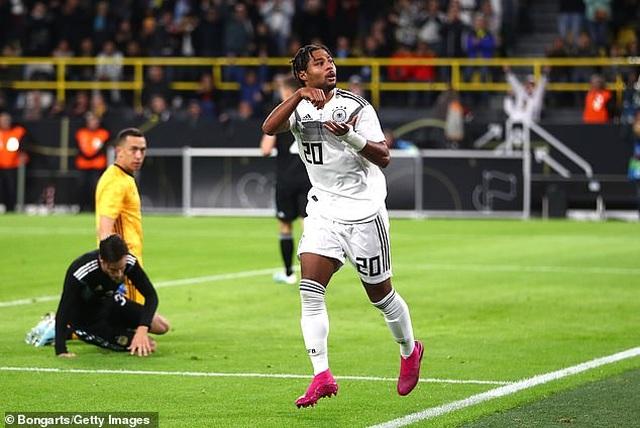 Đức 2-2 Argentina: Trận hòa kịch tính - 1