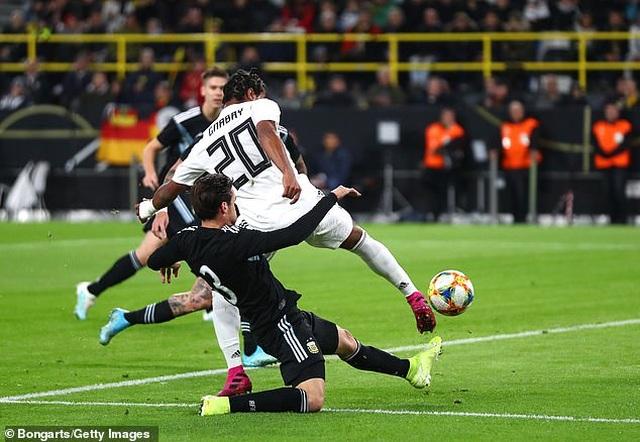 Đức 2-2 Argentina: Trận hòa kịch tính - 5