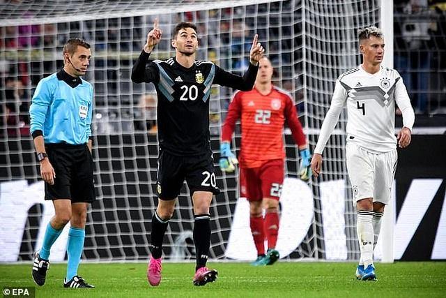 Đức 2-2 Argentina: Trận hòa kịch tính - 13