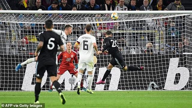Đức 2-2 Argentina: Trận hòa kịch tính - 12