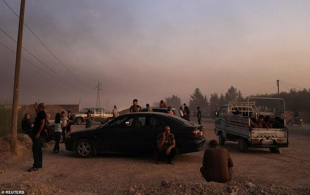Thổ Nhĩ Kỳ rầm rập tiến công vào Syria, chiến sự nóng lên - 8