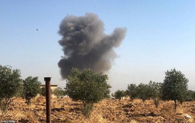 Thổ Nhĩ Kỳ rầm rập tiến công vào Syria, chiến sự nóng lên - 18