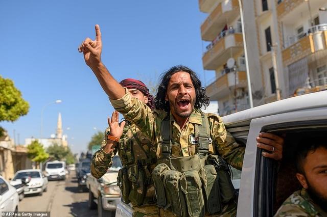 Thổ Nhĩ Kỳ rầm rập tiến công vào Syria, chiến sự nóng lên - 4