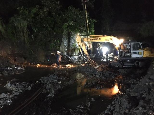 Quảng Ninh yêu cầu xử lý hiện tượng nước suối ô nhiễm chảy ra Vịnh Hạ Long - 3