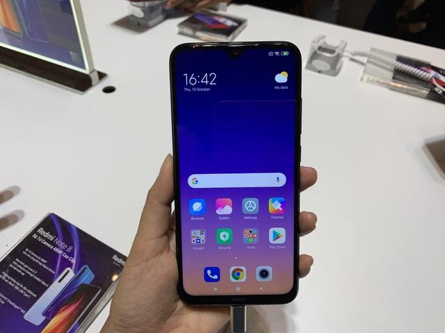 Xiaomi ra mắt smartphone đầu tiên có camera 64 megapixel tại Việt Nam - 3