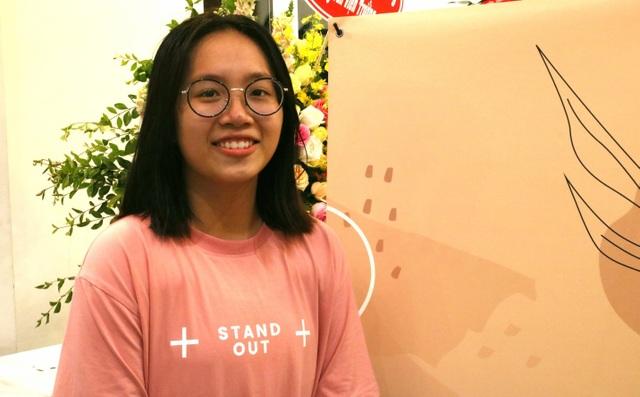 Học sinh trường chuyên làm phim gây quỹ ủng hộ trẻ khuyết tật - 1