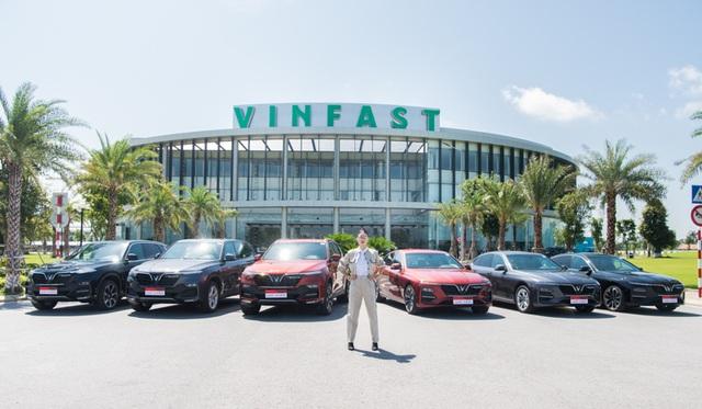 VinFast công bố Ngô Thanh Vân là đại sứ thương hiệu - 2