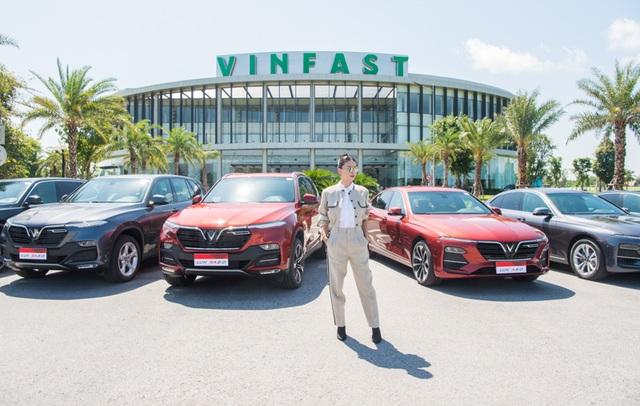 VinFast công bố Ngô Thanh Vân là đại sứ thương hiệu - 3