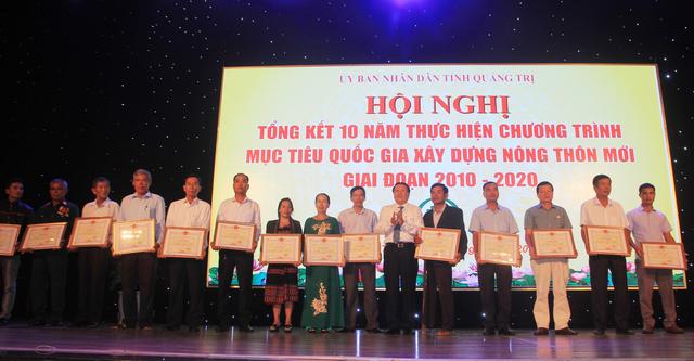 Quảng Trị huy động hơn 65 ngàn tỉ đồng xây dựng nông thôn mới - 2