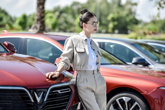 VinFast công bố Ngô Thanh Vân là đại sứ thương hiệu - 5