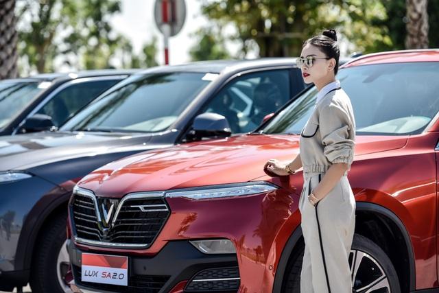 VinFast công bố Ngô Thanh Vân là đại sứ thương hiệu - 6