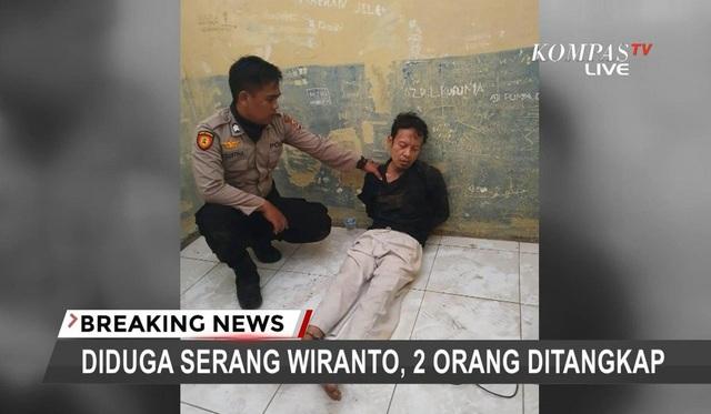 Bộ trưởng An ninh Indonesia bị đâm dao, vệ sĩ không kịp trở tay  - 2